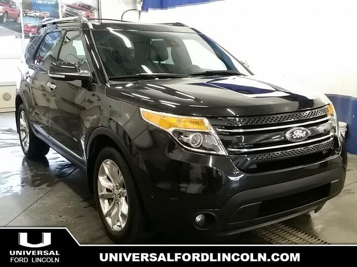 2015 Ford Explorer Limited Calgary AB