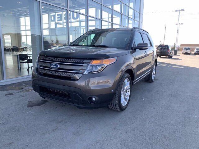 2015 Ford Explorer Limited Calgary AB