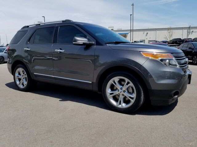 2015 Ford Explorer Limited Chattanooga TN