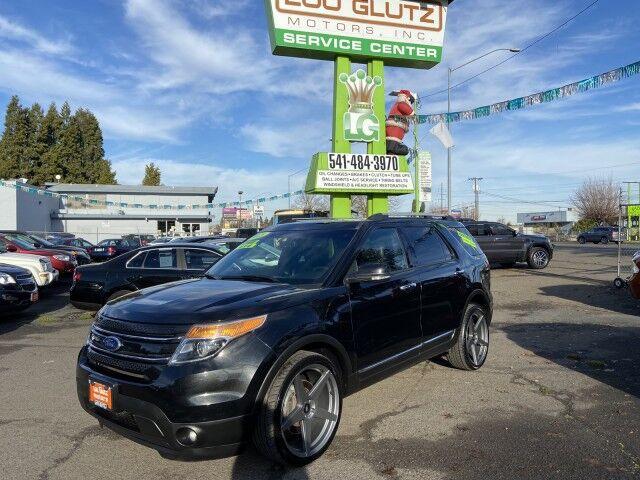 2015 Ford Explorer Limited Eugene OR
