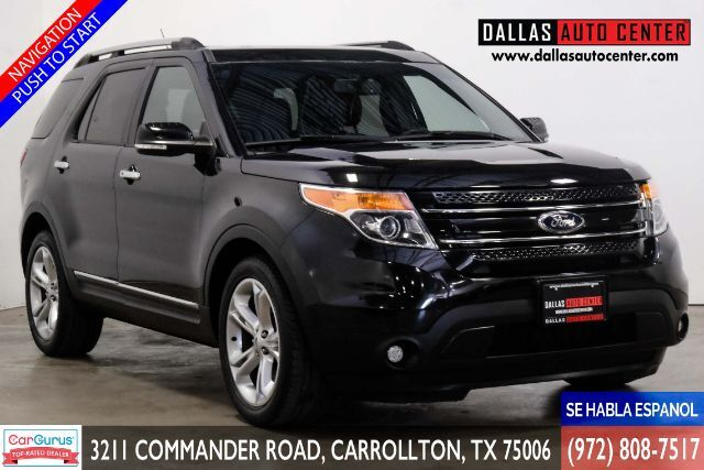 2015 Ford Explorer Limited FWD Carrollton TX