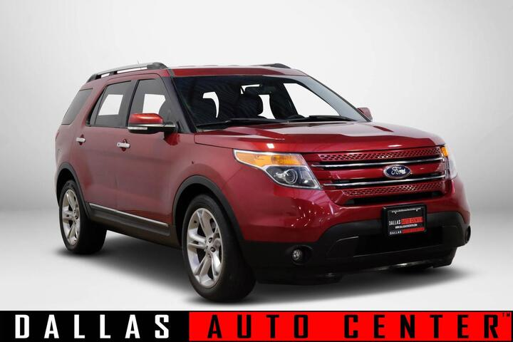 2015 Ford Explorer Limited FWD Carrollton TX