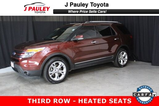 2015_Ford_Explorer_Limited_ Fort Smith AR