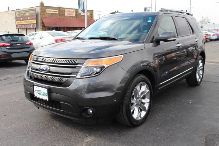 2015 Ford Explorer Limited Fort Wayne Auburn and Kendallville IN