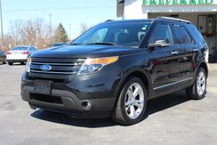 2015_Ford_Explorer_Limited_ Fort Wayne Auburn and Kendallville IN