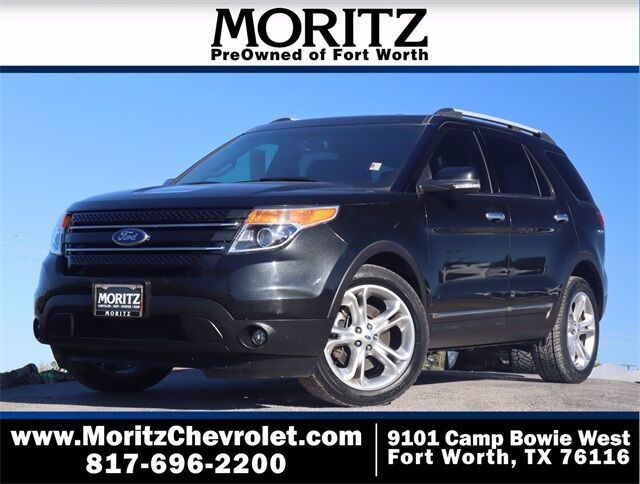 2015 Ford Explorer Limited Fort Worth TX