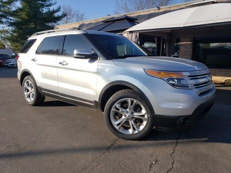 2015 Ford Explorer Limited Georgetown KY