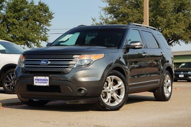 2015 Ford Explorer Limited Irving TX