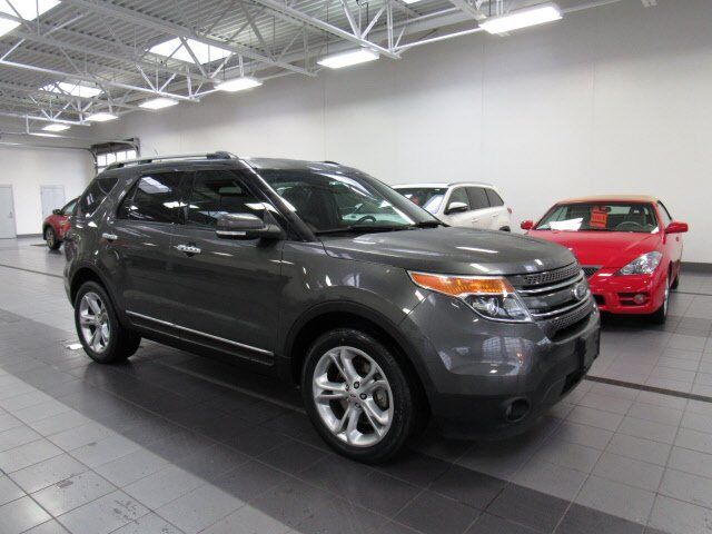 2015 Ford Explorer Limited Green Bay WI