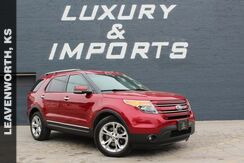 2015_Ford_Explorer_Limited_ Leavenworth KS