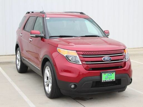 2015_Ford_Explorer_Limited_ Longview TX
