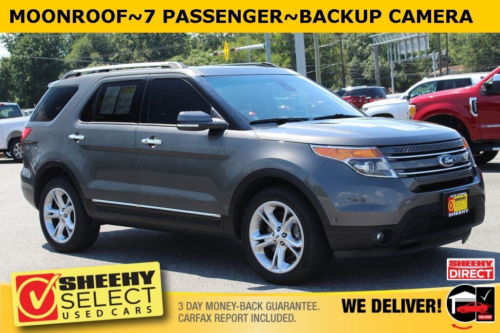 2015 Ford Explorer Limited Suitland MD
