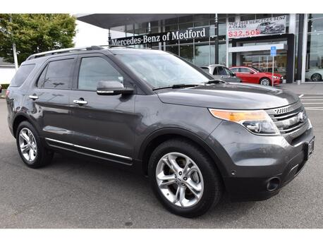 2015_Ford_Explorer_Limited_ Medford OR