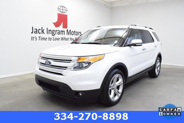 2015 Ford Explorer Limited Montgomery AL