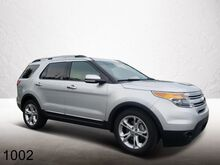 2015_Ford_Explorer_Limited_ Ocala FL
