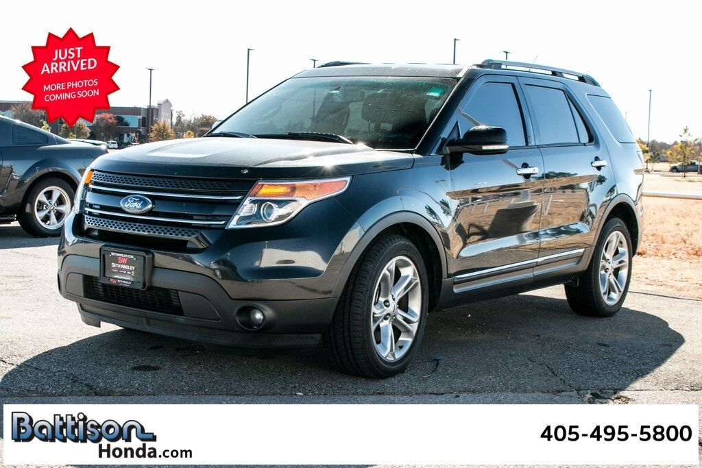 2015_Ford_Explorer_Limited_ Oklahoma City OK