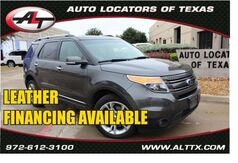 2015_Ford_Explorer_Limited_ Plano TX