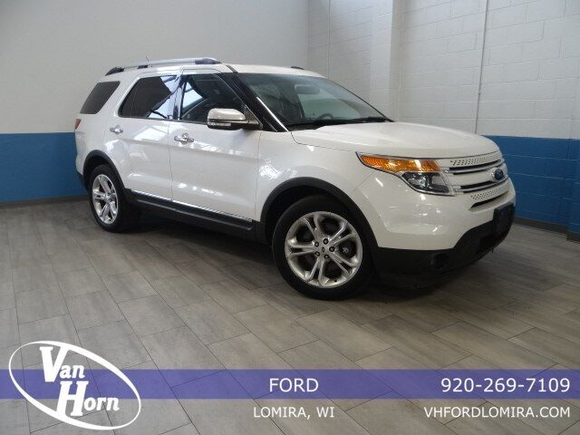 2015 Ford Explorer Limited Plymouth WI