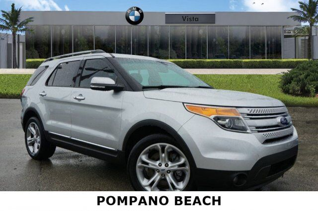 2015 Ford Explorer Limited Pompano Beach FL