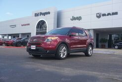 2015_Ford_Explorer_Limited_ Rio Grande City TX