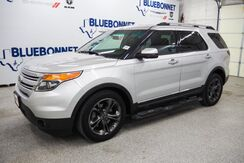 2015 Ford Explorer Limited San Antonio TX