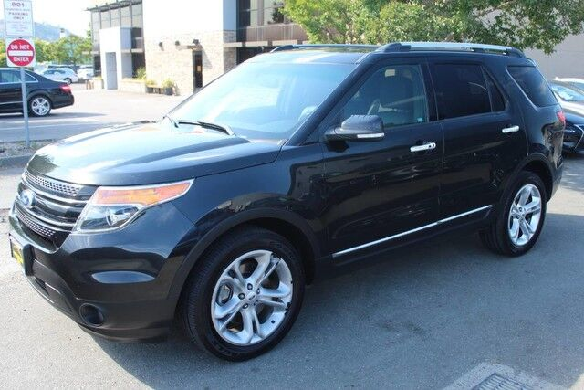 2015 Ford Explorer Limited San Rafael CA