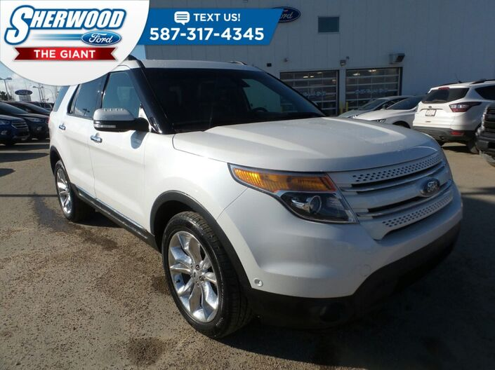 2015 Ford Explorer Limited Sherwood Park AB