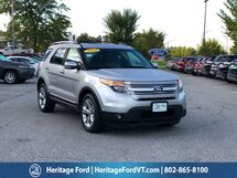 2015 Ford Explorer Limited South Burlington VT