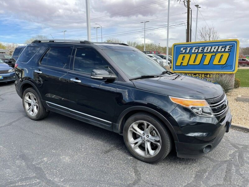 2015 Ford Explorer Limited St George UT