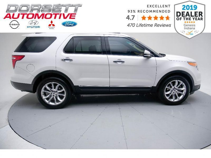 2015 Ford Explorer Limited Terre Haute IN