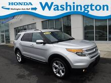 2015_Ford_Explorer_Limited_ Washington PA