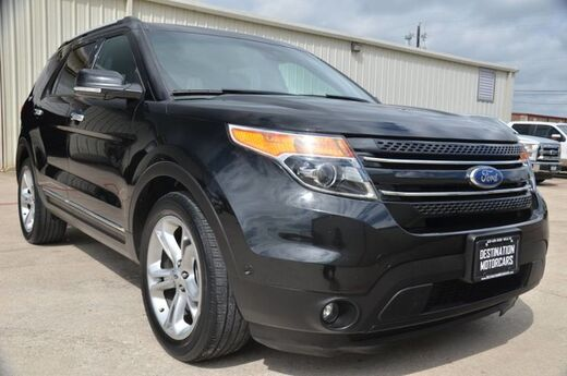 2015 Ford Explorer Limited Wylie TX