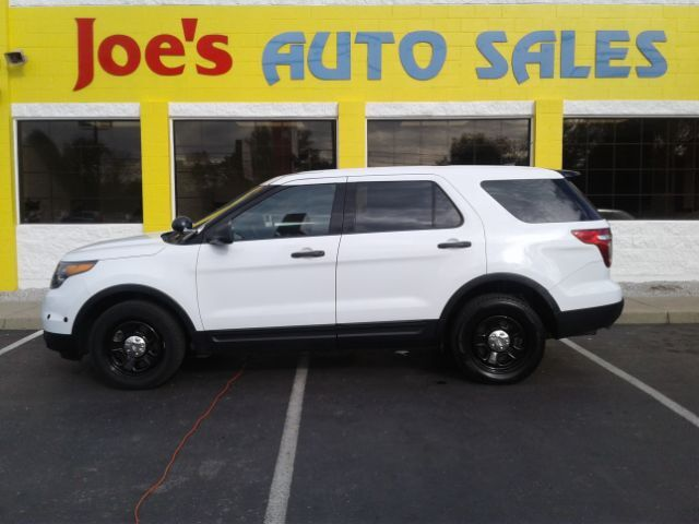 2015 Ford Explorer Police 4WD Indianapolis IN