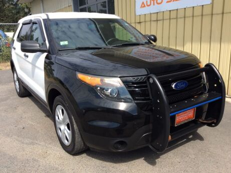 2015 Ford Explorer Police 4WD Spokane WA