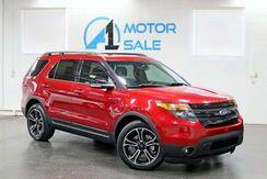 2015_Ford_Explorer_Sport 4WD_ Schaumburg IL