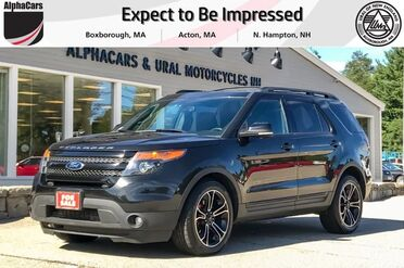 2015_Ford_Explorer_Sport AWD_ Boxborough MA