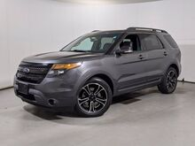 2015_Ford_Explorer_Sport_ Cary NC