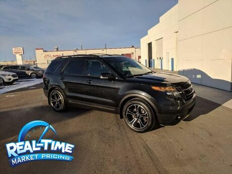 2015 Ford Explorer Sport Claresholm AB