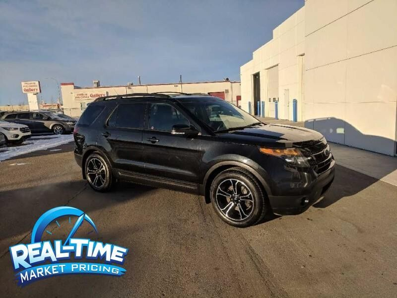 2015_Ford_Explorer_Sport_ Claresholm AB