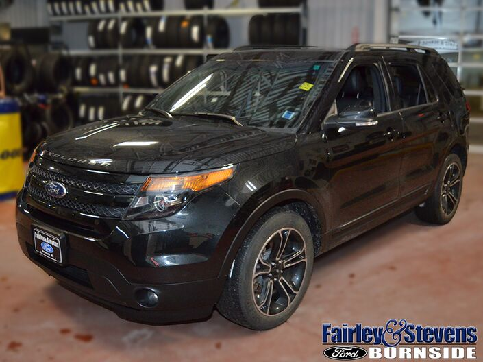 2015 Ford Explorer Sport Dartmouth NS
