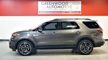 2015 Ford Explorer Sport Greenwood Village CO