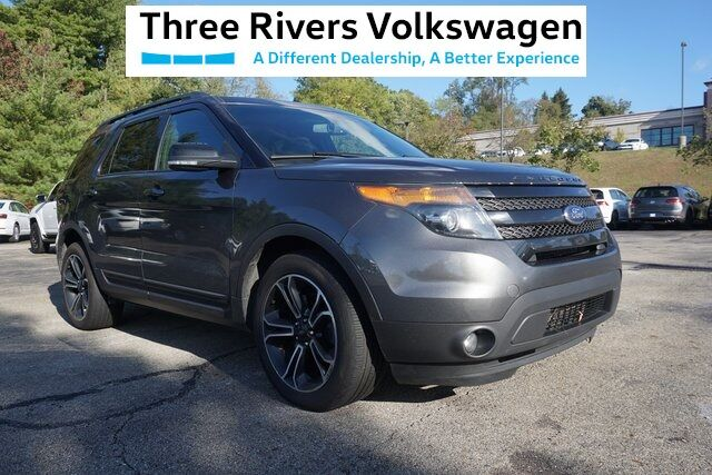 2015 Ford Explorer Sport Pittsburgh PA
