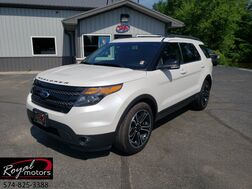 2015_Ford_Explorer_Sport_ Middlebury IN