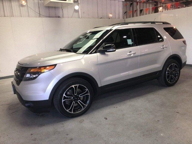 2015 Ford Explorer Sport Oroville CA