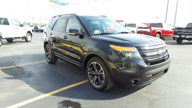 2015 Ford Explorer Sport Marshall IL