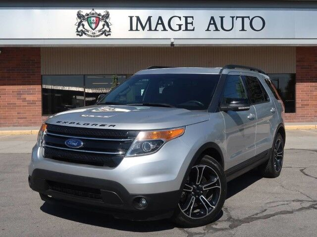 2015 Ford Explorer Sport West Jordan UT