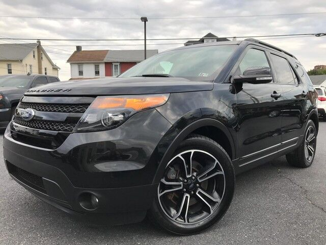 2015 Ford Explorer Sport Whitehall PA