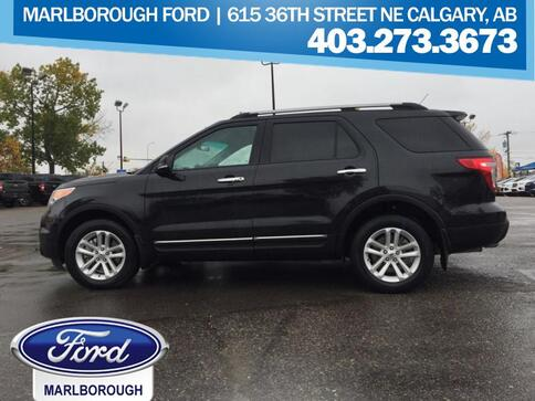 2015_Ford_Explorer_XLT  - Certified - Low Mileage_ Calgary AB