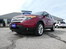 Ford Explorer XLT- LEATHER- SUNROOF- 4X4- NAVIGATION- SYNC 2015