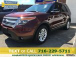 2015 Ford Explorer XLT 4WD 1-Owner